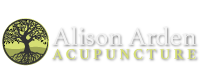Alison Arden Acupuncture Logo Long