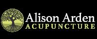 Alison Arden Acupuncture Logo Long