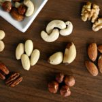 almond and brazil nuts - diet and menopause